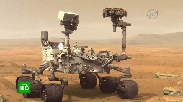 NASA: марсоход Perseverance впервые добыл кислород из атмосферы Марса