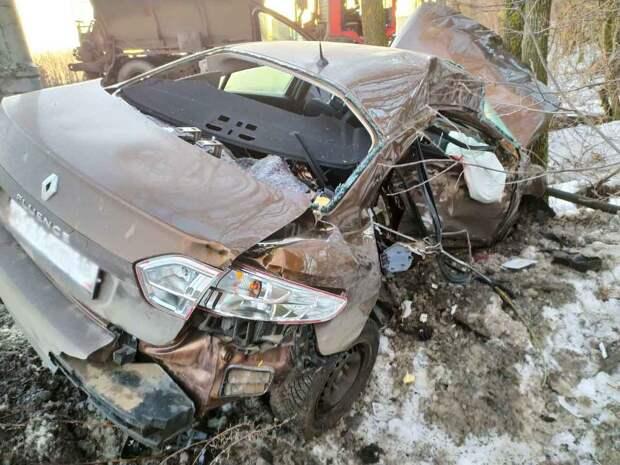 Взявший «Камаз» на таран водитель погиб под Ижевском