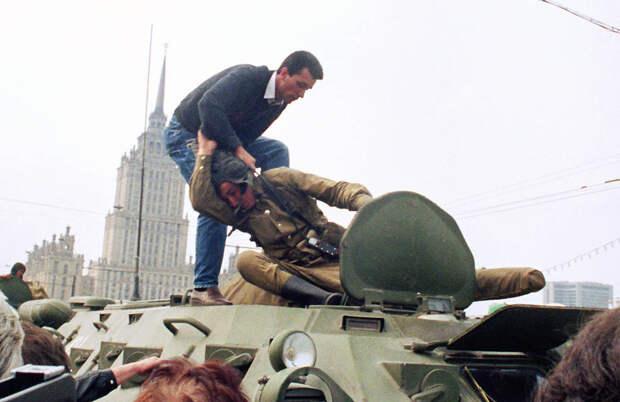 11124 Развал Советского Союза
