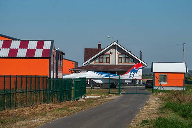 Счетная палата РТ обнаружила частный аэродром. Площадка обустроена по самому последнему слову