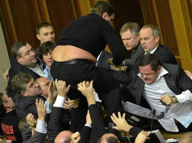 Качество украинской элиты