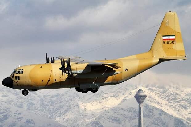 Аvia.pro: российские С-400 защитили иранские самолеты в Сирии