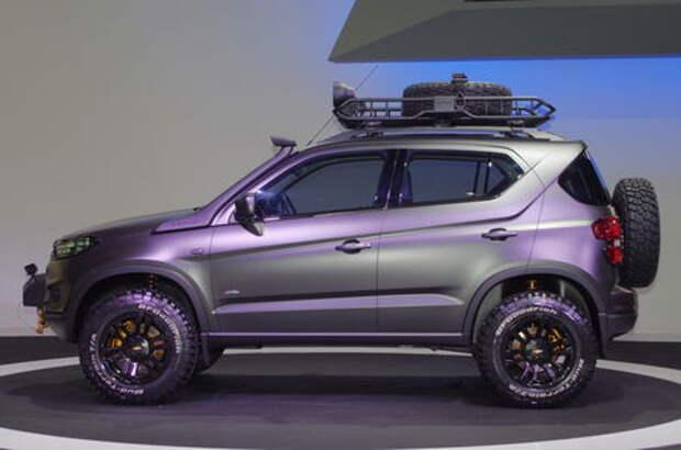 Для новой Chevrolet Niva подыскали «кошелек»