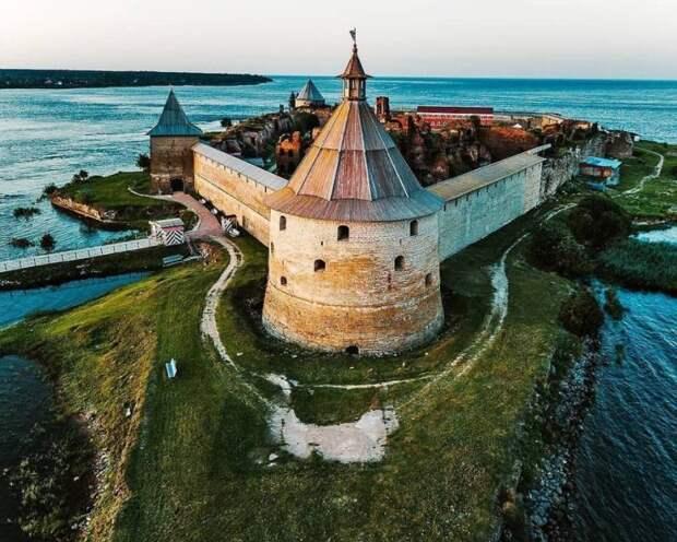 Комментарии к «Записке Петра Великого о фортециях»