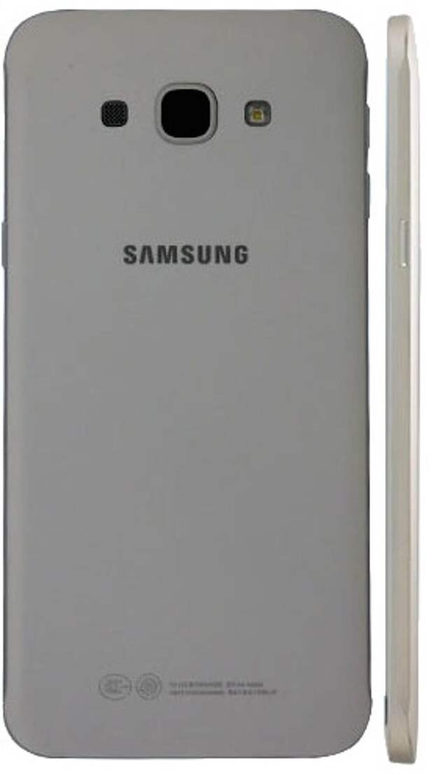 Самый тонкий смартфон Samsung: фото и спецификации
