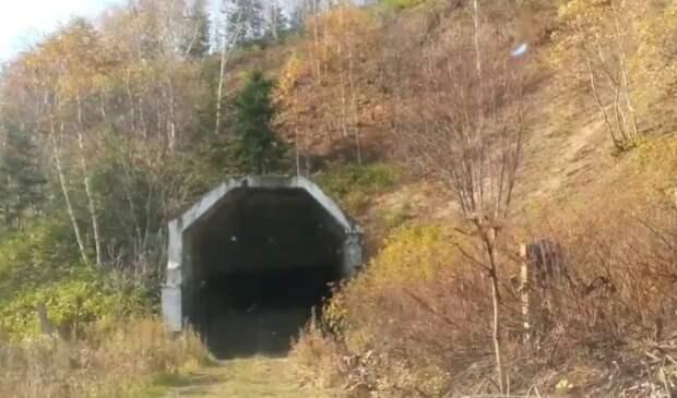 Сейчас Сахалинские тоннели находятся в заброшенном состоянии.
