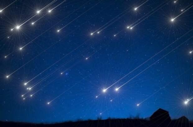 В августе россиян ждут звездопад и частное затмение