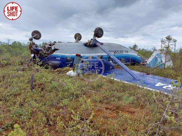 Пилоты смогли посадить самолёт, у которого отказал двигатель. Спасено 19 человек