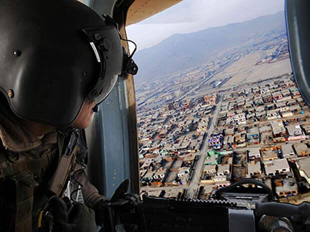 Взгляд на Афганистан с борта Ми-17