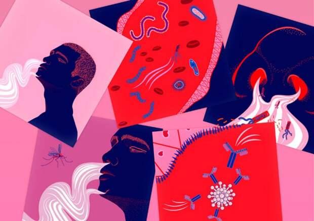 Как стресс влияет на ваш иммунитет