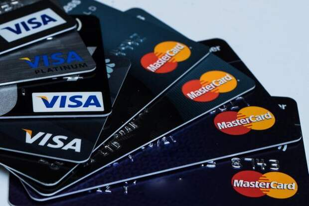 Visa против Mastercard