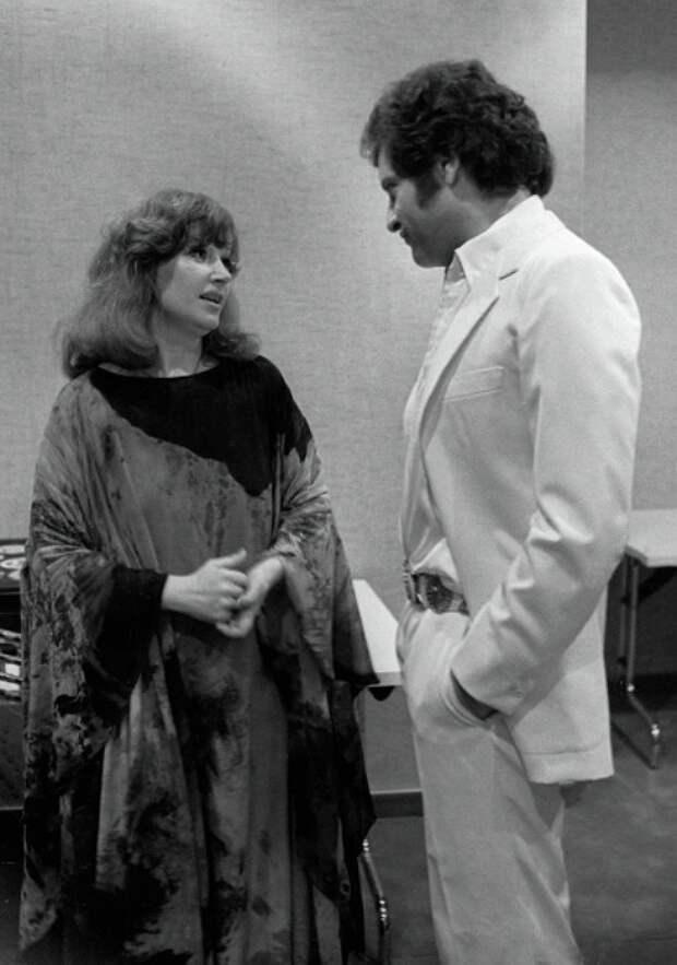 Джо Дассен и Алла Пугачева (1979)