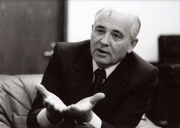 Горбачев, перестройка Фото: lenta.ru