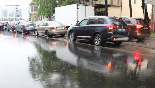 Число автомобилей на дорогах Подмосковья выросло на 40% с начала пандемии