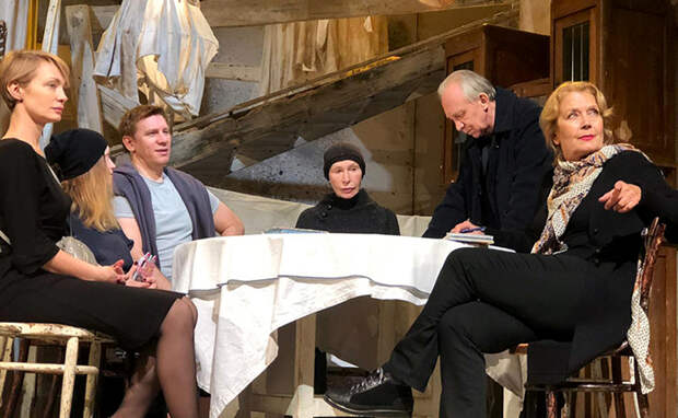 «Школа современной пьесы» переезжает из Берлина в Париж