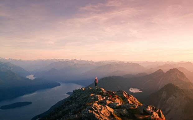 Огромный неизведанный мир... 10 кадров о величии природы