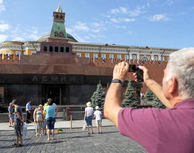 Союз архитекторов России объявил конкурс на проект использования мавзолея Ленина в новом качестве