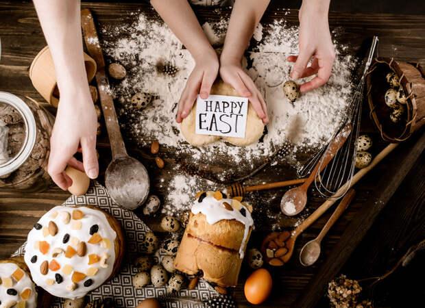 Рецепт пасхи: три необычные идеи