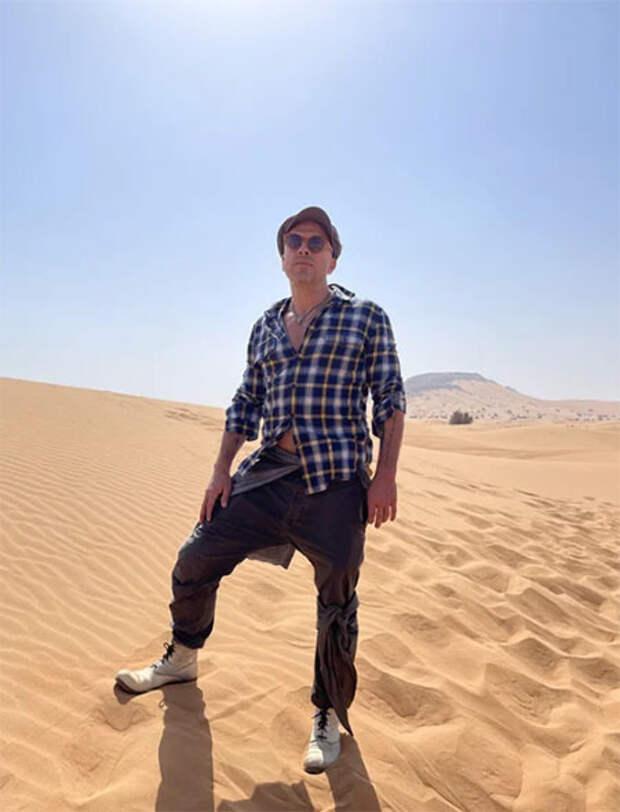 Завершились съемки нового travel-шоу с участием Дмитрия Нагиева