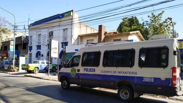 Аргентинская полиция зачастую слишком медленно реагирует на домашнее насилие