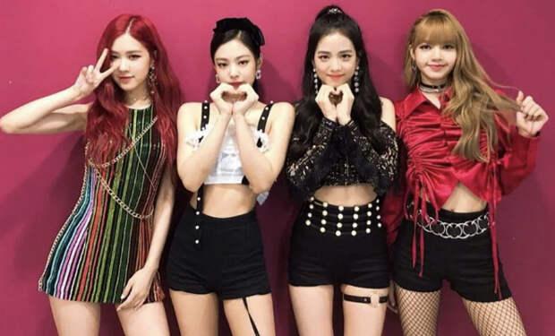 82 миллиона просмотров за сутки: новый клип четырех корейских девушек стал самым популярным видео в истории
