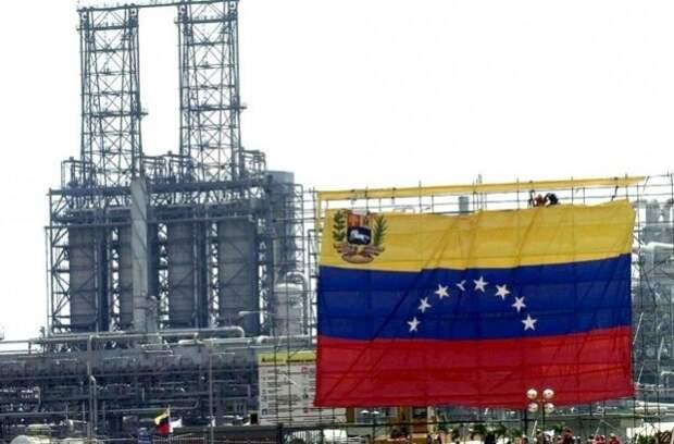 Венесуэла НПЗ нефтяная промышленность