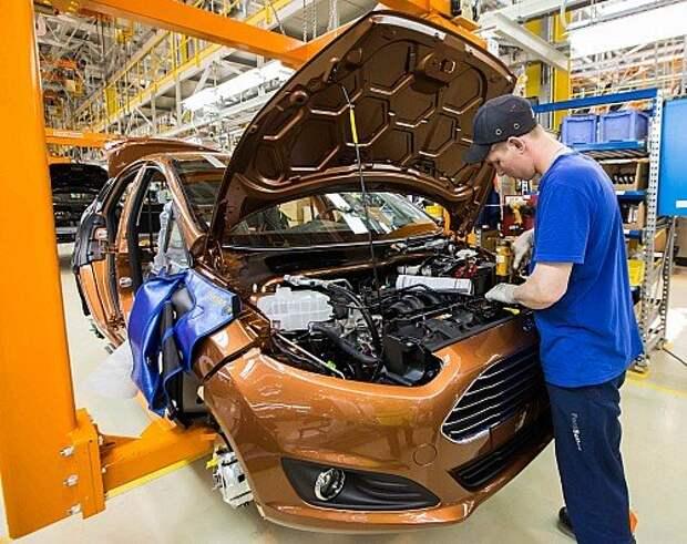 Ford Sollers начала установку российских двигателей на новые автомобили