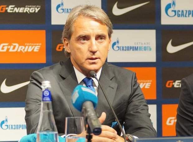 Почему у Манчини не получилось в «Зените»? Три фатальные ошибки итальянского тренера