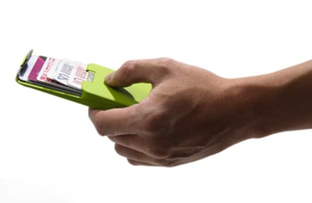 На Кикстартере собирают средства на производство кошелька-органайзера