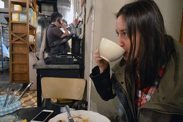 Кафе «Пекарня Мишеля»