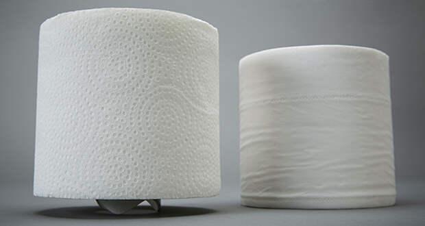Долой держатели для туалетной бумаги