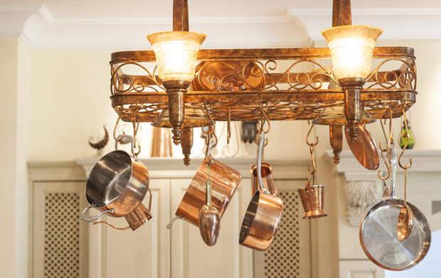 Безумные светильники для кухни