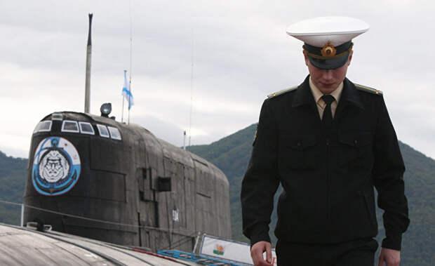 Российский подводный флот становится все более агрессивным