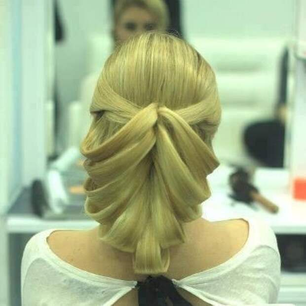 Креатив в волосах 2 часть (подборка)