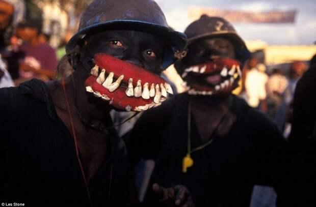 Кровь и чёрная магия: ритуальные обряды вуду на Гаити