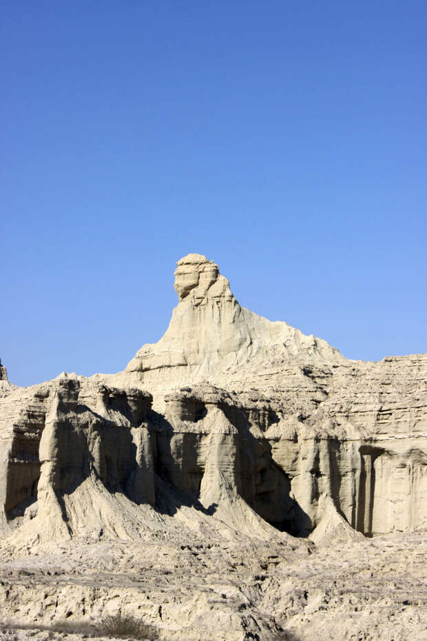 Сфинкс в долине Инда