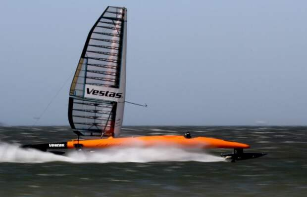 10 самых быстрых в мире плавательных средств, поражающих воображение