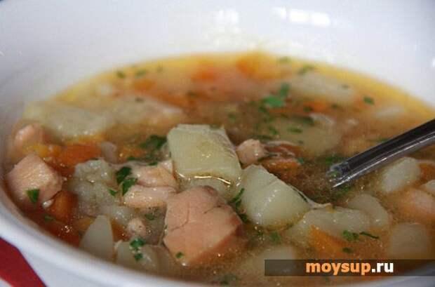 Быстрый рыбный суп из консервов — как сэкономить время?