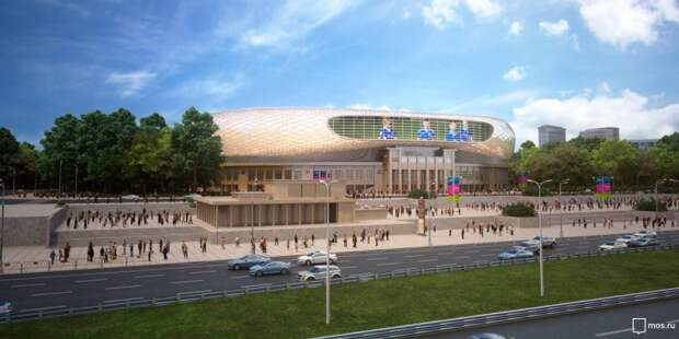 Реконструкция стадиона «Динамо» будет завершена до конца 2018 года