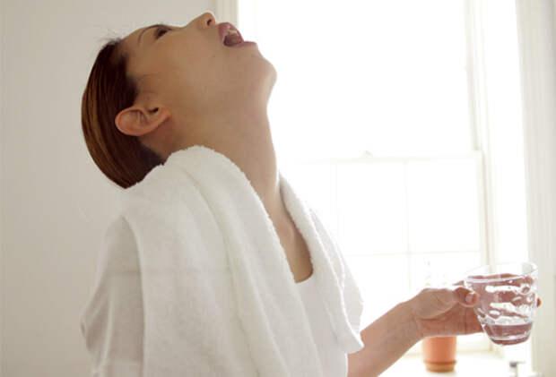 Как избавиться от боли в горле