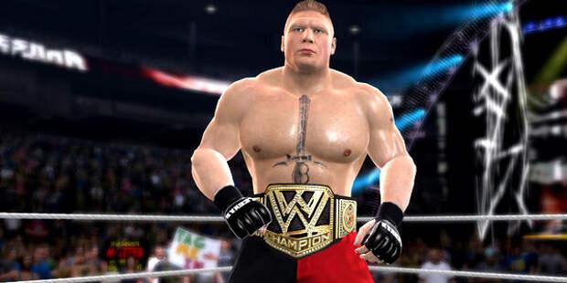 WWE 2K15.