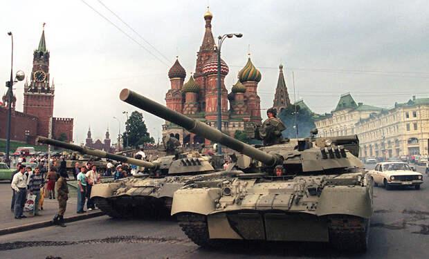 5109 Развал Советского Союза