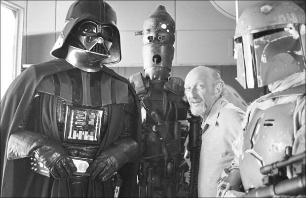 За кадром «Звездных войн»