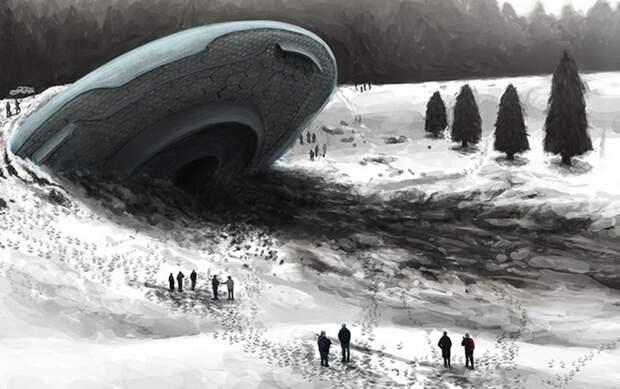 Факты о существовании инопланетян – упрямая вещь