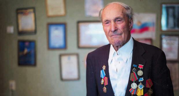 «Ятогда думал, после победы как заживем!»: что пережил и о чем мечтает96-летний ветеран Дмитрий Яренко