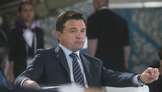 Воробьев вошел в топ‑3 губернаторов по упоминаемости в соцмедиа в октябре