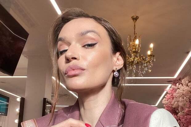 Водонаева сообщила, что к ней пришла полиция