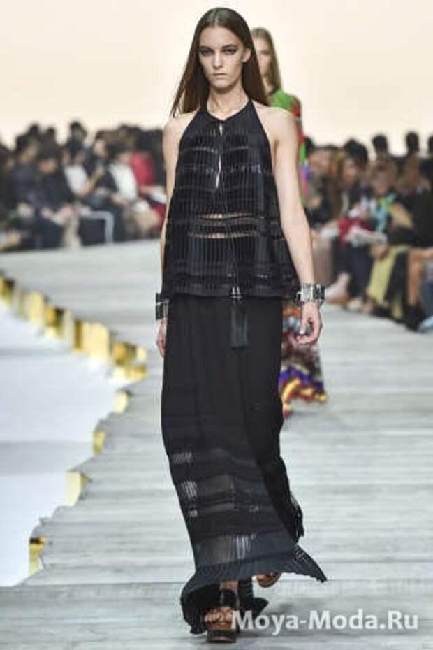 Модные юбки весна-лето 2015 Isabel Marant