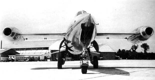 Французский легкий истребитель SO.9050 «Trident»