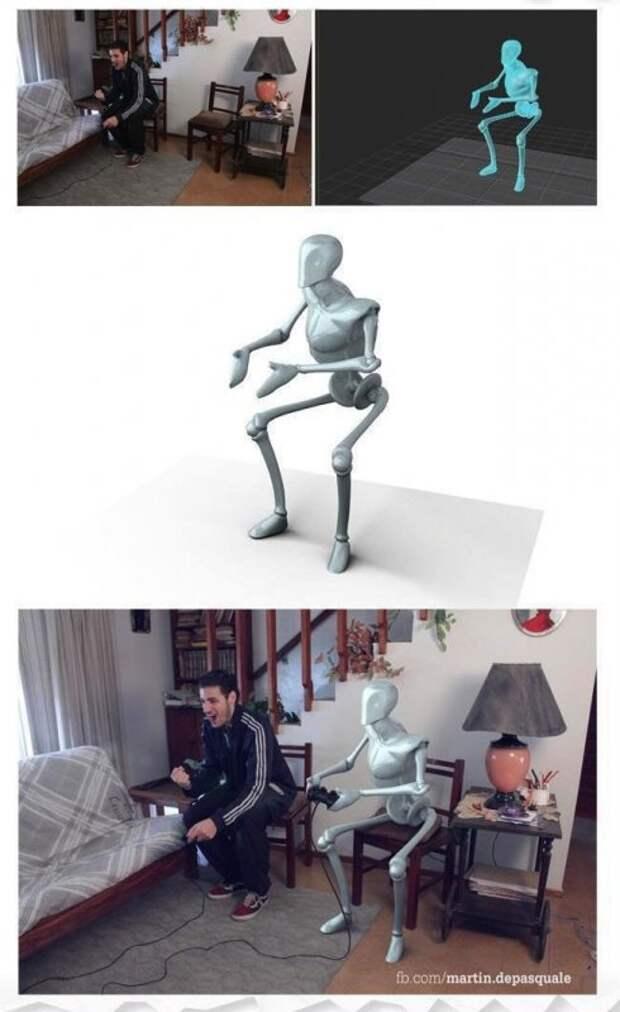 Безумные фантазии дизайнера